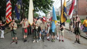4th of July Parade @ Conarroe Street Meeting Spot
