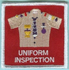 Troop Inspection @ Leverington Church | Philadelphia | Pennsylvania | United States
